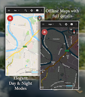 GPS Driving Route® - Offline Map Directions- screenshot thumbnail