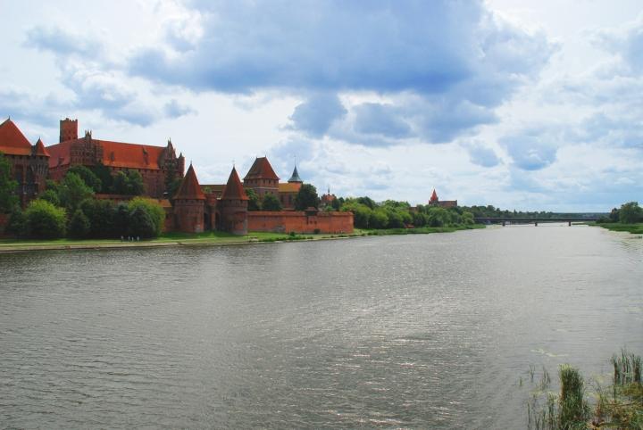 Castello di Malbork  Polonia di idefix77