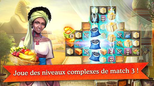 Cradle of Empires Match-3 Game  captures d'u00e9cran 9