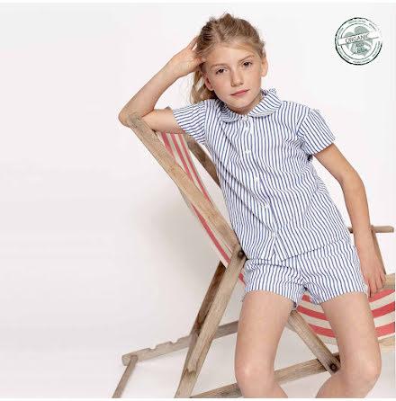 Gaby - Striped shorts for children