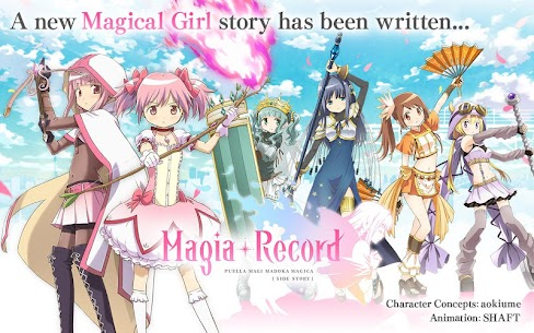 Magia Record English MOD APK  (Damage Multiple) 1