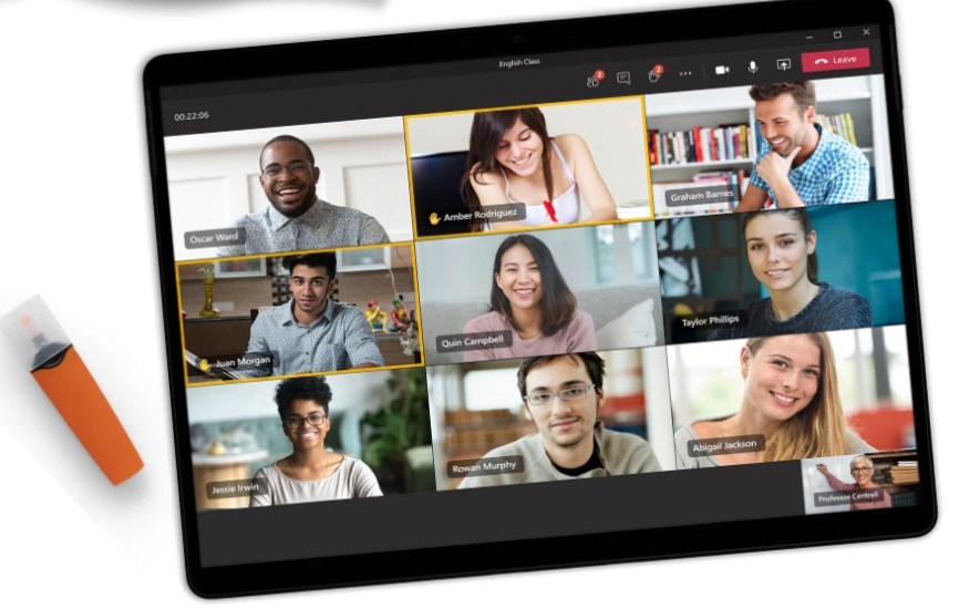 MS Teams is a collaborative workspace and one of the top tools for a project manager.