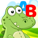 Toddler puzzle games for kids. Smart game for kids icon
