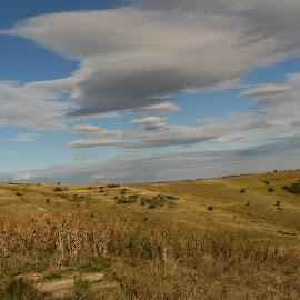 *** by Adriana Petcu - Landscapes Cloud Formations ( sky, nature, hills, clouds, landscape )