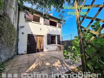 maison à Louvie-Juzon (64)