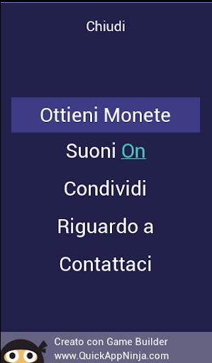 Ladybug Quiz in Italiano