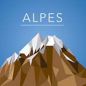Alps offline map