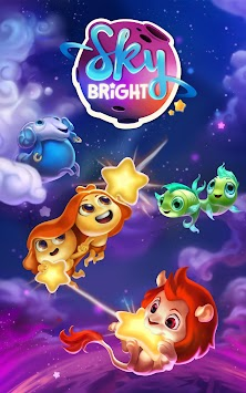 SkyBright Saga apk screenshot
