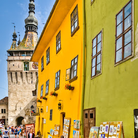 Sighisoara, Romania by Eduard Andrica - Uncategorized All Uncategorized