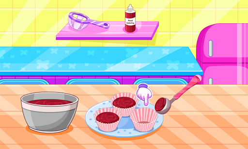 Butterfly muffins cooking game 1.0.1 screenshots 3