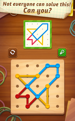 Line Puzzle: Color String Art for Android apk 5