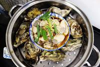 蒸氣海鮮桑拿鍋