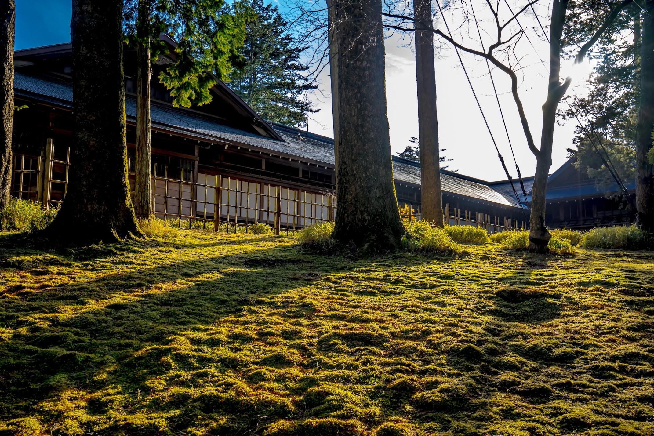 Nikko Tamozawa Imperial Villa Memorial Park1