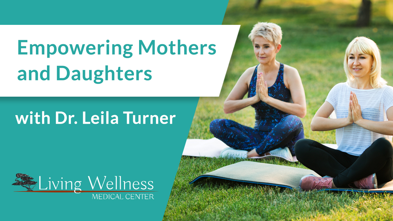 Sign-up for the Empowering Mothers and Daughters webinar replay