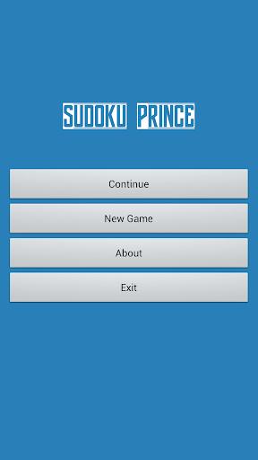 Sudoku Prince