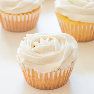 Doctored Cake Mix (Cupcakes).