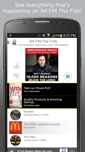 94 FM TheFish