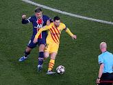 """Un joueur du PSG ferme le chapitre """"Messi à Paris"""""""