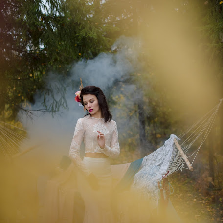 Wedding photographer Darya Scherbakova (Shepka73). Photo of 25.10.2017