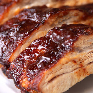 1. One-Pan Baby Back Ribs