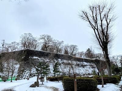 岩手公園(盛岡城跡公園)