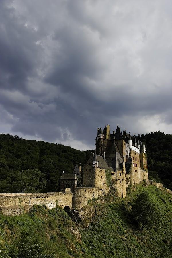 Burg Eltz by Philip Reese - Buildings & Architecture Public & Historical ( europe, germany, castle, historical, burg eltz )