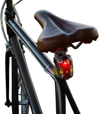 Light and Motion Vis Micro II Rechargeable Taillight alternate image 0