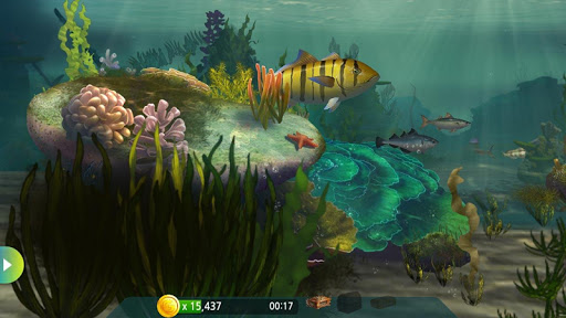 Power Fishing - screenshot