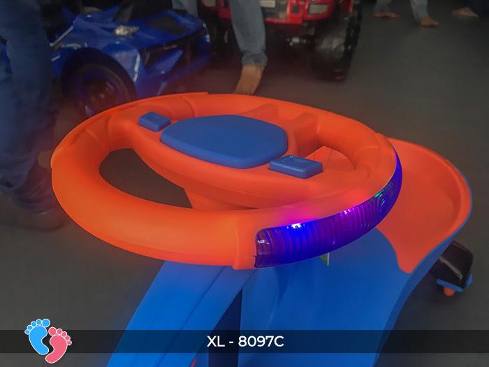 Xe lắc cho trẻ em Broller XL-8097C 14