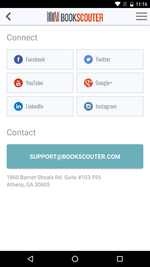 BookScouter- screenshot