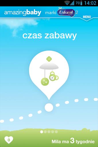AmazingBaby Polski by Enfamilu00ae 1.0.7 screenshots 1