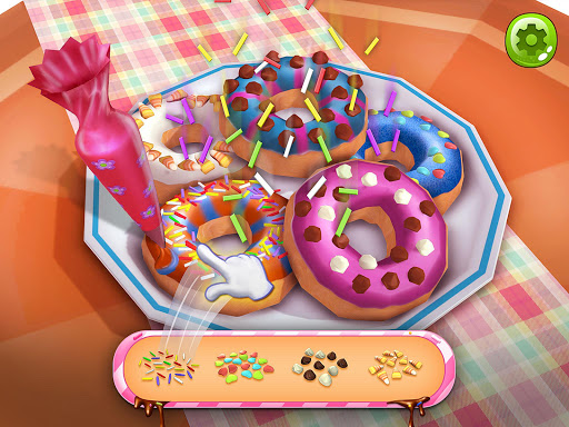 Donut Maker 3d - Sweet Bakery & Cake Shop 1.0 screenshots 11