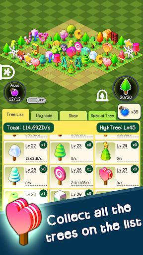 Combine Tree in forest : TreeClicker 9.6 screenshots 4