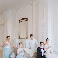 Wedding photographer Olga Shulginova (lelechkash24). Photo of 10.01.2018