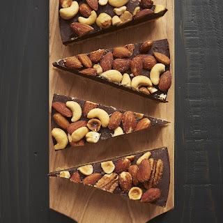 Fudgy Nut Tart.