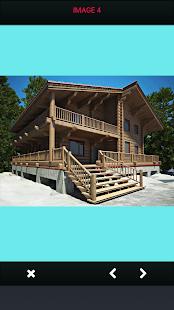 Wooden House Design - náhled