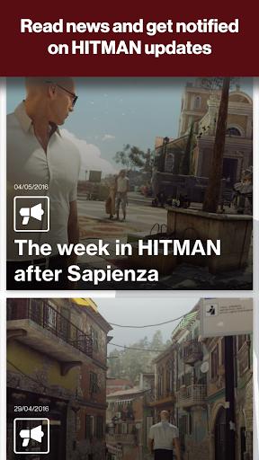 HITMAN™ Companion|玩動作App免費|玩APPs