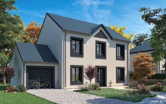 Maison a vendre houilles - 6 pièce(s) - 123.87 m2 - Surfyn