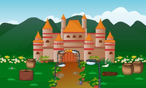 Old Castle Diamond Escape 1.0.0 screenshots 1