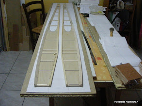 Photo: Les flancs fuselage