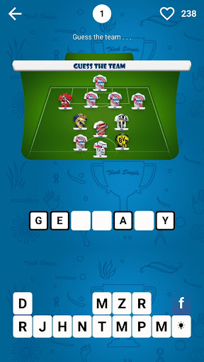 Guess The World Cup Team 2018 Quiz! Road To Russia  screenshots EasyGameCheats.pro 2