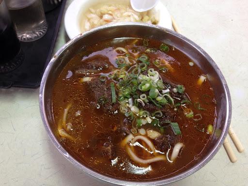 湯頭濃郁,牛肉入味