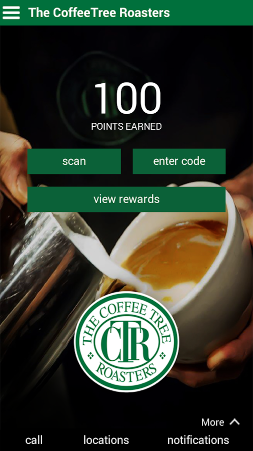 The CoffeeTree Roasters - PA- screenshot