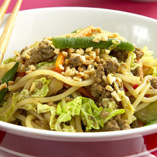 Beef Chow Mein With Cabbage Recipes