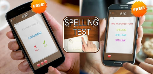 Spelling Test - Free - Apps on Google Play