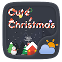 Christmas Weather Widget Theme icon