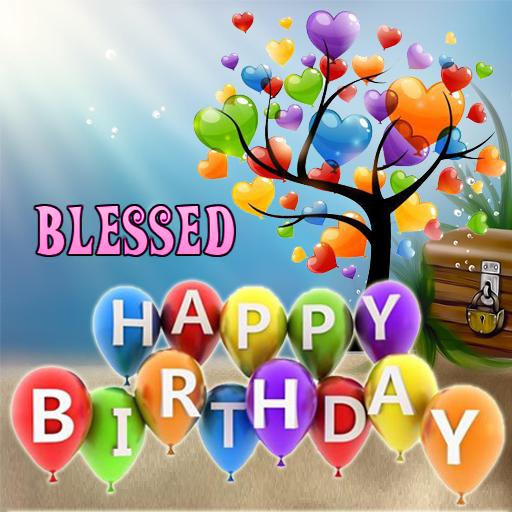 Blessed Birthday Greeting