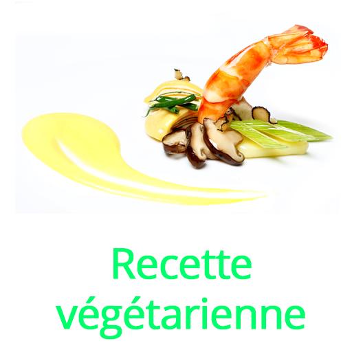 Recette végétarienne Icon
