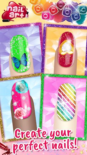 Nail Salon Manicure Game 1.9 screenshots 2