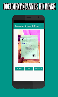Image To PDF Converter : Docs Scanner 2018 HD